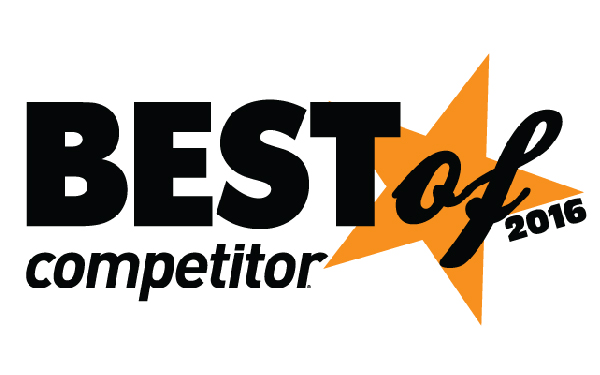 Best Of Competitor 2016